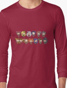 Chibim@ster Long Sleeve T-Shirt
