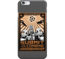 New World Order iPhone Case/Skin