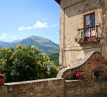 Montemonaco, Le Marche/ITALY by hjaynefoster