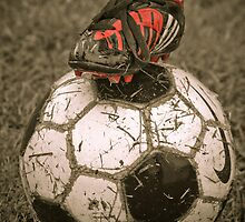 Soccer time again  SOLD 1 YAY  by Nina  Matthews Photography