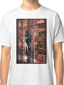 Cyberpunk Painting 061 Classic T-Shirt