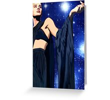 The Goddess Greeting Card