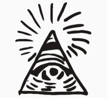 Chloe's Decal - The Eye of Providence. by scolecite