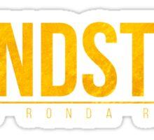 andSTILL Sticker