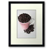 Who wants a strong coffee ??? Framed Print
