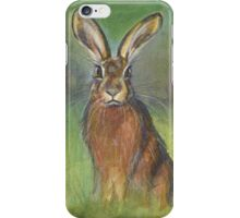 Spring Hare iPhone Case/Skin