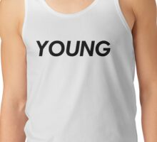 Young - BLK Tank Top
