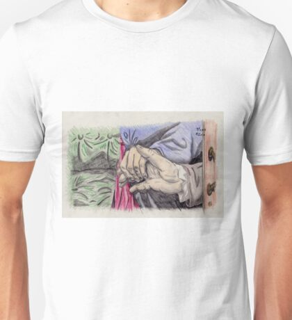 Hands in color Unisex T-Shirt