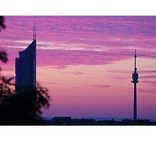 5:08am Vienna Austria Photographic Print