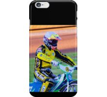 Coventry Speedway Rider iPhone Case/Skin