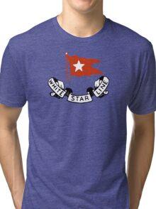 White Star Line (Titanic) Tri-blend T-Shirt