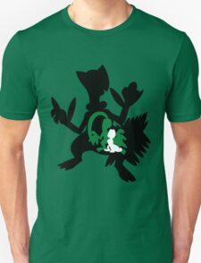 Treecko - Grovyle - Sceptile T-Shirt