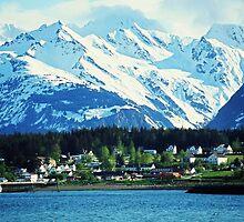 Haines (Alaska) by Juergen Weiss