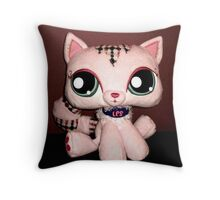 I'm Cute - Play With Me Throw Pillow