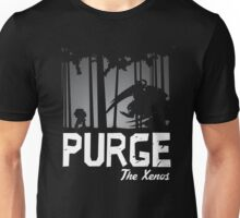 Purge the Xenos - Damaged Unisex T-Shirt