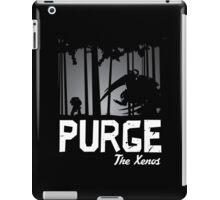 Purge the Xenos - Damaged iPad Case/Skin