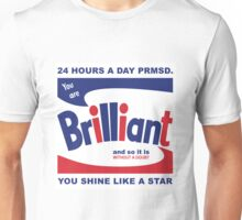 Brillo Brilliant (remembering Andy Warhol) Unisex T-Shirt