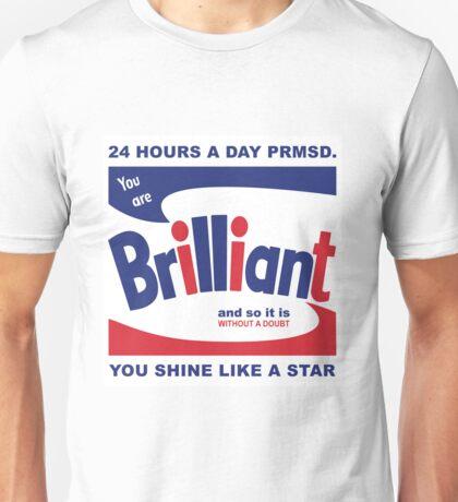 Brillo Brilliant (remembering Andy Warhol) Unisex T-Shirt