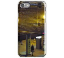 Gare du Nord iPhone Case/Skin