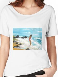 Testing The Water Women's Relaxed Fit T-Shirt