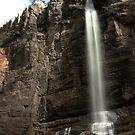 Bridal Veil Falls by Candy Gemmill