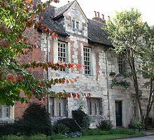 The Kings Manor II - York, England by Rees Adams