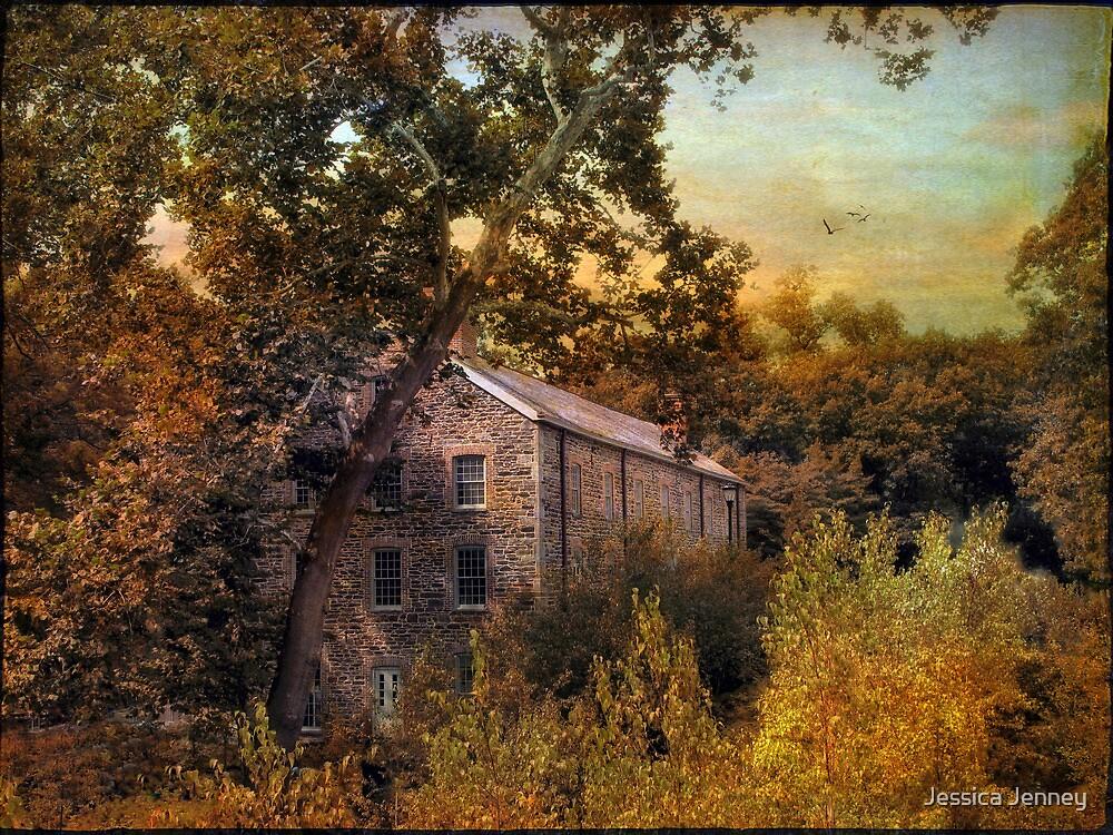 The Restoration by Jessica Jenney