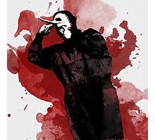 Chris Fehn Slipknot Photographic Print