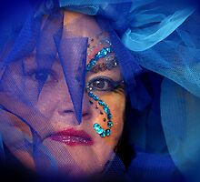 Blue suits you really !! It does I would not lie to you !! by Nina  Matthews Photography