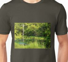 Moore's Bayou In High Summer Unisex T-Shirt