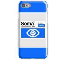 Soma iPhone Case/Skin