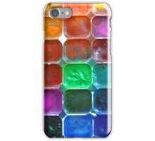 Water Colours iPhone Case/Skin