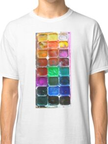Water Colours Classic T-Shirt