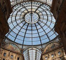Galleria Vittorio Emanuele II by annalisa bianchetti