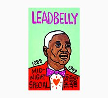 Leadbelly Blues Folk Art Unisex T-Shirt