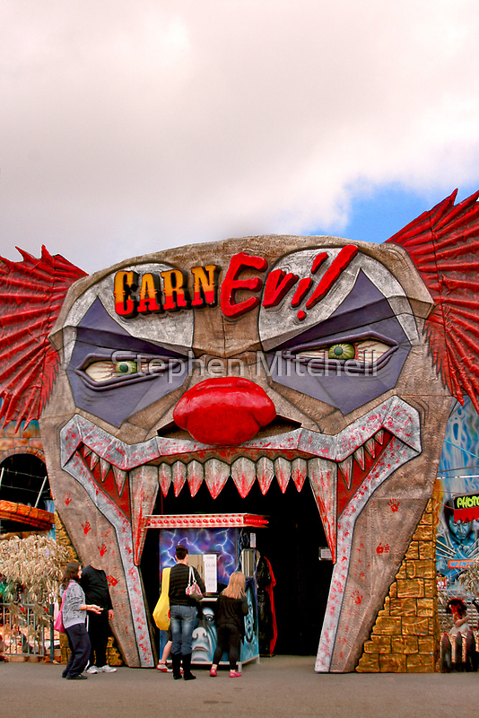 carnEVIL by Stephen Mitchell