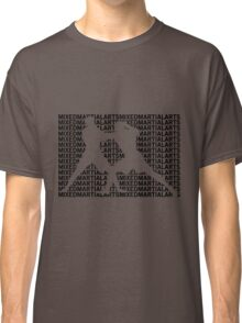 Mixed Martial Arts Cage Fighting Classic T-Shirt