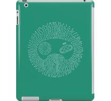 Mega Retro Connections iPad Case/Skin