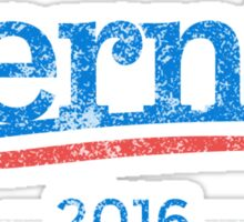 Bernie 2016 Retro Sticker