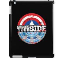 Civil War - Choose Your Side iPad Case/Skin