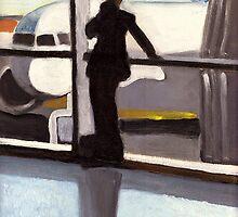 LAX Gate 22 by Sandro Vivolo