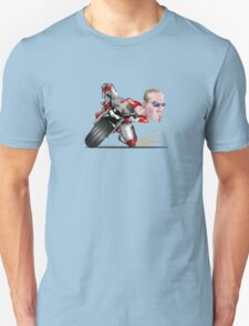 Knee Down Unisex T-Shirt