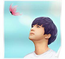 Flutter, flutter Poster