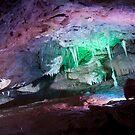 Ngilgi Cave, Yallingup, Western Australia by palmerphoto
