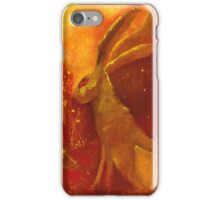 Hare and the Sun iPhone Case/Skin