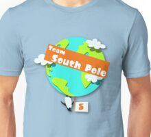 Splatfest Team South Pole v.2 Unisex T-Shirt