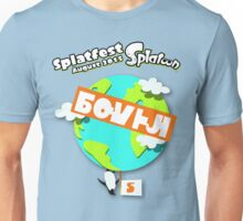 Splatfest Team South Pole v.3 Unisex T-Shirt