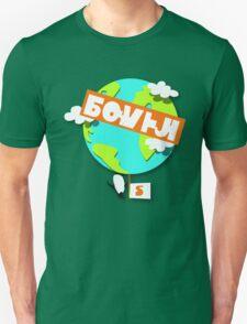 Splatfest Team South Pole v.4 Unisex T-Shirt