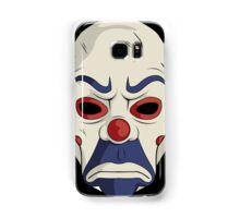 Joker's mask Samsung Galaxy Case/Skin