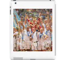 Womens World Cup 2015 iPad Case/Skin